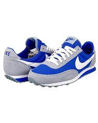 Elite (GS), Zapatillas de Running para Niños Nike de hombre de color Blue