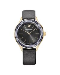 Montre Octea Nova Swarovski en coloris Black