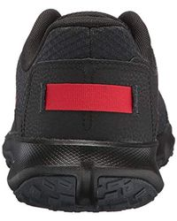 Under Armour Black Toccoa Running Shoe for men