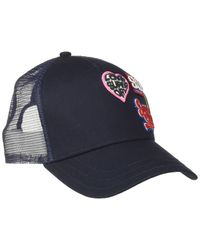 Superdry Blue G90006wq Baseball Cap