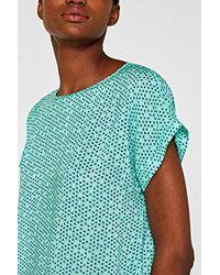 Blouse Esprit en coloris Green