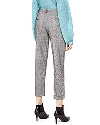 Pantalon Irene Pepe Jeans en coloris Gray