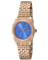 Nixon Multicolor A3991748 Small Time Teller Watch