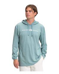 Tri-Blend Pullover The North Face pour homme en coloris Blue