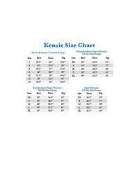 Kensie Multicolor Two-tone Boucle Sweater Ksnk5909