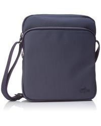 Sac Access Premium Lacoste pour homme en coloris Blue
