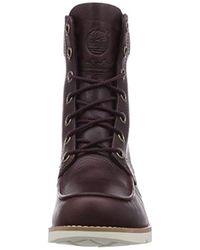 Mosley FTW_EK Mosley 6in WP Boot, Bottes Desert de Hauteur Moyenne Timberland en coloris Multicolor