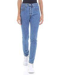 Jeans Skinny 501 29502 Denim Size:29 di Levi's in Blue