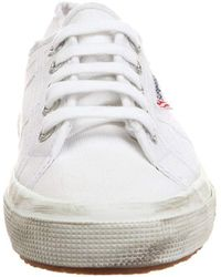 Superga Multicolor 2750 Cotu Stone Wash, Unisex Adults' Low-top Sneakers for men