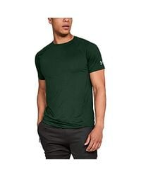 Under Armour Green Raid 2.0 Ss for men