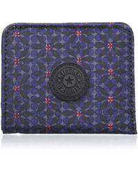 Kipling Blue Florencia Wallet