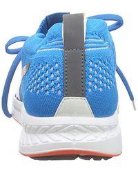 Ignite Proknit, Chaussures de Course PUMA pour homme en coloris Blue