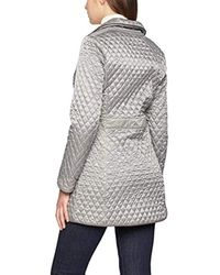 Woman Jacket Giacca Donna di Geox in Gray