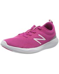 Yacstv5 New Balance en coloris Pink
