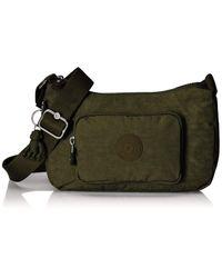 Mini borsa a di Kipling in Green