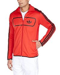 Adidas Red Street Diver Tt Originals Jersey [] Originals Jersey M30170 for men
