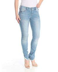 Jessica Simpson Blue Kiss Me Skinny Jeans