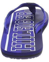 Hilfiger Stripe Beach Sandal Tommy Hilfiger pour homme en coloris Blue