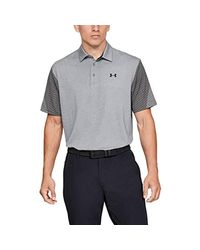 Playoff Polo 2.0 Under Armour de hombre de color Gray