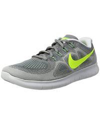 Nike Free RN Laufschuhe in Gray für Herren