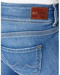 Vera PL202290 Jeans Slim di Pepe Jeans in Blue