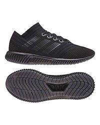 Nemeziz Tango 17.1 TR, Chaussures de Football Adidas pour homme en coloris Black
