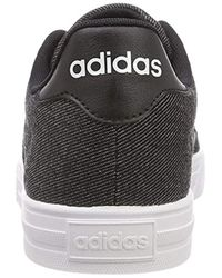 Daily 2.0, Zapatos de Baloncesto para Hombre Adidas de hombre de color Black