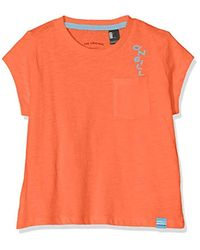 O'neill Sportswear O Neill Jacks Base Short Sleeve T-shirt 152 Cm Burning Orange for men