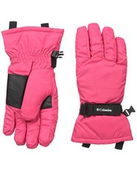 Columbia Pink Big Girls Youth Core Glove for men
