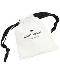 Kate Spade - Metallic Pave Bloom Mini Pendant Blooming Pave Bloom Mini Pendant Necklaces - Lyst