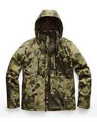 The North Face Green S Apex Elevation Jacket C809 for men