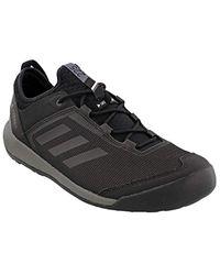 Terrex Swift Solo, Chaussures de Fitness Homme Adidas pour homme en coloris Black