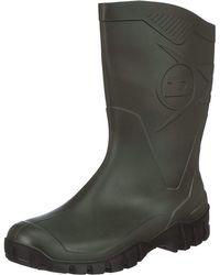 Dunlop Wadenstiefel leichtes An- und Ausziehen - 39.5 EU / 6.5 in Multicolor für Herren