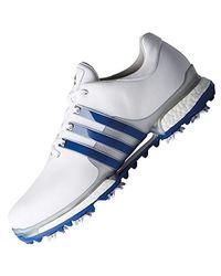 Tour 360 Boost 2.0, Chaussures de Golf Homme Adidas pour homme en coloris Blue