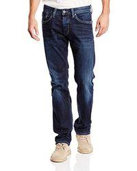 Pepe Jeans Cash Jeans, Blue (denim 000-z45), W29/l34 (manufacturer Size: 29) for men