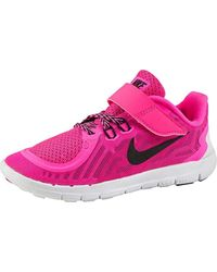 Free 5.0, Running Fille Nike en coloris Pink