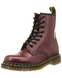 Dr. Martens Multicolor 1460 Originals Eight-eye Lace-up Boot for men