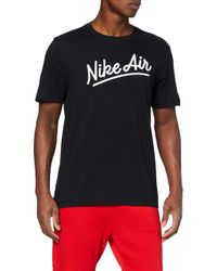 T-Shirt Uomo Nera BV7637010 Nero XL di Nike in Black da Uomo