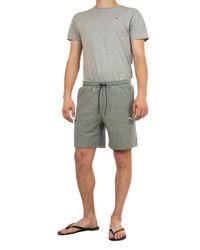 Shorts Bermudas 596099 03 Medium Gray Heather PUMA pour homme - Lyst