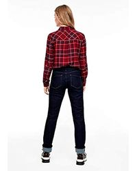 S.oliver Blue RED Label Smart Straight: Stretchjeans