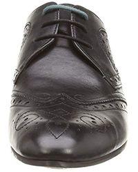 Ted Baker Vineey Herren Brogue Schuhe in Black für Herren