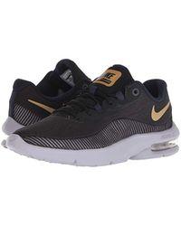 Air Max Advantage 2 Running Shoe Nike en coloris Metallic