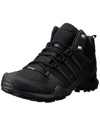 Terrex Swift R2 Mid GTX, Chaussures de Randonnée Hautes Homme Adidas pour homme en coloris Black