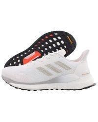 SolarBOOST 19 Running Shoe Adidas pour homme en coloris White