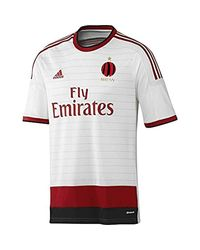 Adidas Multicolor Ac Milan Away Jersey for men