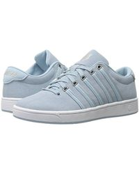 K-swiss Blue Court Pro Ii Fashion Sneaker