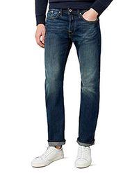 Uomo Waitom Regular Slim Jeans, Blu, Blu (Blau (Blue Denim)), 50 IT (36W/32L) di Replay da Uomo