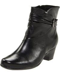Clarks Black Leyden Crest Boot