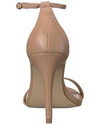 Steve Madden Natural Stecyw Dress Sandal