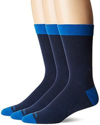 DIESEL Blue Ray 3pack Solids for men